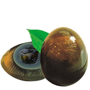 神丹松花皮蛋20枚无铅工艺溏心品质淡水湖区散养鸭蛋制作