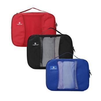 美国逸客EAGLECREEK红/蓝/黑色双面衣物整理袋(5L)ECD41196138/137/010