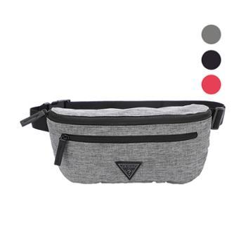 GUESSSUNNYSIDE腰包GSPU735194GRY灰色/BLA黑色/RED红色三款选