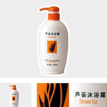 芦荟沐浴露(瓶)