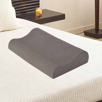 上海红富士生态家纺床上用品WZTK枕竹炭枕芯单人枕头48*73cm