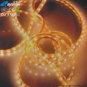 雷斯诺 LED SMD3528 低压贴片软灯条 黄色