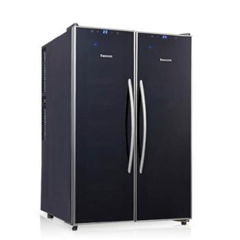 Vinocave/维诺卡夫 SC-32ASF 恒温电子红酒柜 32支装 实木 触摸屏