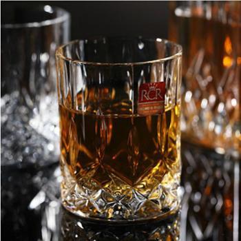 意大利RCR傲柏水晶酒具 威士忌杯 洋酒杯 水杯 古典杯 啤酒杯