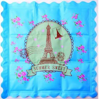卡通水垫 夏天夏季笔记本降温沙发冰枕汽车冰垫凉垫