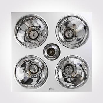 欧普 浴霸 暖照明 换气 多功能 超薄静音卫生间