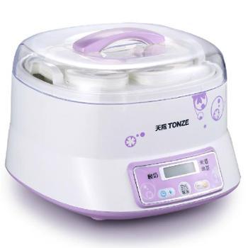 天际SNJ-W1410B2纳豆米酒酸奶机全自动家用分杯不锈钢