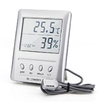 博洋工业湿温湿度计高精度探头外置检测温度计湿度计