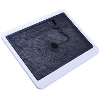 N19笔记本散热器风扇12寸14寸电脑散热底座垫支架板静音包邮