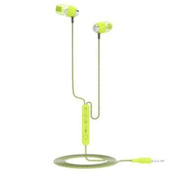 云仕U4带麦线控苹果小米华为重低音乐耳塞式耳机入耳式通用手机