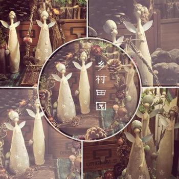 创意可爱客厅装饰品摆件家居房间卧室玄关柜台服装店工艺品小摆设
