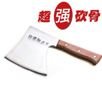 超低价手工锻打砍骨刀斧头砍剁骨刀屠宰斩骨刀菜刀具加厚