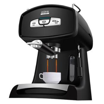 Eupa/灿坤TSK-1826B4意式咖啡机家用商用全半自动蒸汽式煮奶茶机