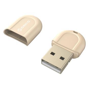 orico/奥睿科笔记本台式机电脑蓝牙适配器4.0耳机音频接收器免驱