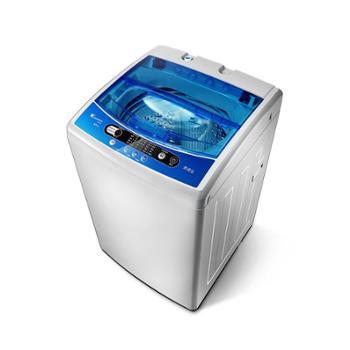 小天鹅洗衣机全自动家用8公斤kg小型迷你波轮带脱水甩干TB80V320