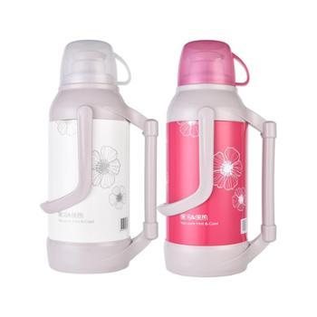 希乐热水瓶家用开水瓶保温壶居家暖壶玻璃内胆保温瓶暖水瓶学生用