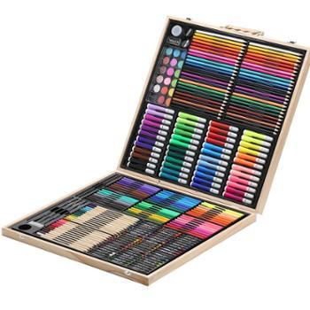 儿童画画套装工具小学生水彩笔美术绘画文具学习用品生日礼物
