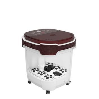 蓓慈足浴盆全自动电动按摩加热家用恒温泡脚桶