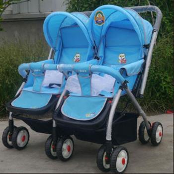 爱尔宝贝幼婴儿童伞车多功能手推车多种颜色任意选可折叠