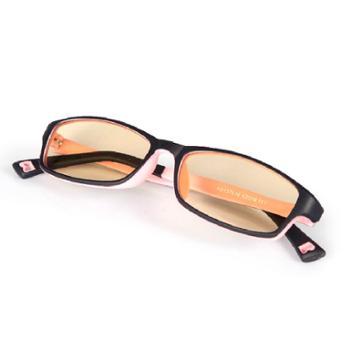蓝宝眼镜气质浪漫休闲黑色素眼镜护目镜防蓝光防辐射眼镜电脑眼镜男女款