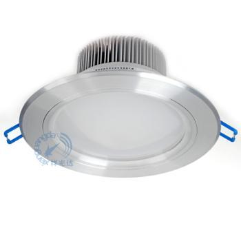 祥光达LED筒灯6W防雾天花筒灯大功率LED筒灯XGD-TD26