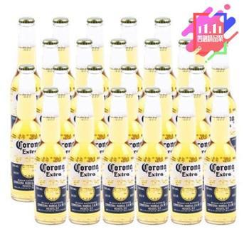 【包邮】科罗娜特级啤酒整箱24瓶装【中粮我买网】