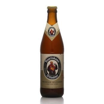 【自营】教士(又名范佳乐)小麦啤酒450ml(国产)