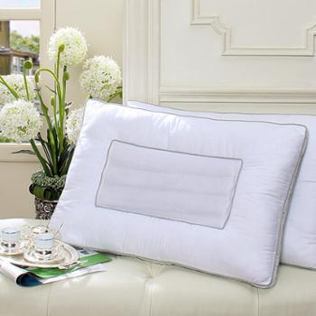 富安娜家纺单人枕枕芯成人枕头花草枕决明子香薰枕