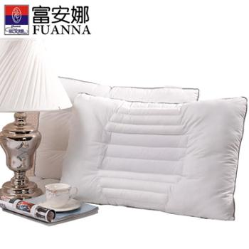 富安娜家纺决明子枕头枕芯草本护颈枕黄荆子益眠枕单个