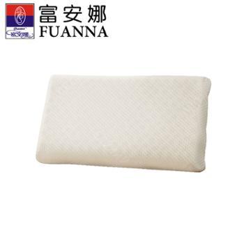 富安娜家纺乳胶枕立体乳胶枕一个装尺寸(60*34)尊享