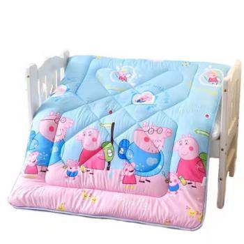 安琪尔家纺儿童夏凉被幼儿园宝宝午睡被婴儿宝宝被子新生婴儿包被棉抱被秋冬季抱毯加厚小被子宝宝用品