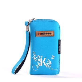 卡希尔手机包零钱包手拿包便携潜水衣布料手机保护套卡包卡套LK-803
