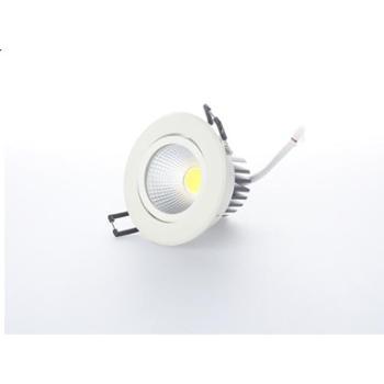 雅光达LED筒灯吊顶天花灯2.5寸客厅防雾节能筒灯3W 5W