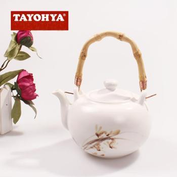 多样屋兰花茶具(一壶四杯)TA210201020ZZ