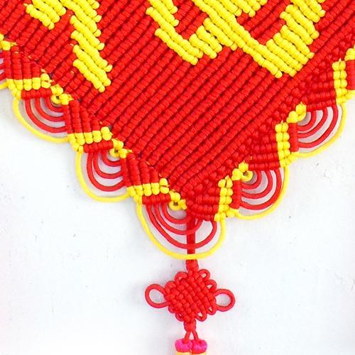 全手工制作,中国结艺绳艺品牌