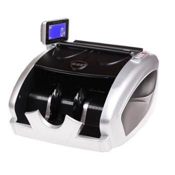 康亿(KONYEE) JBYD-Q668B 银行专用全智能语音报警双屏点钞机验钞机