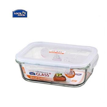 乐扣乐扣耐热玻璃保鲜饭盒 LLG445 1000ml