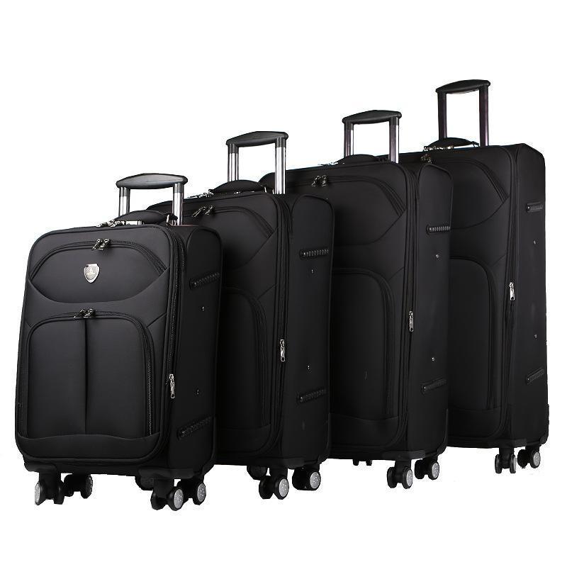 牛津布行李箱旅行箱万向轮拉杆箱全号箱包32寸拉杆箱