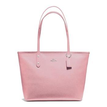 蔻驰(COACH) 女包 女士托特包 单肩包 手提包 F58846 粉色(SVEZM)