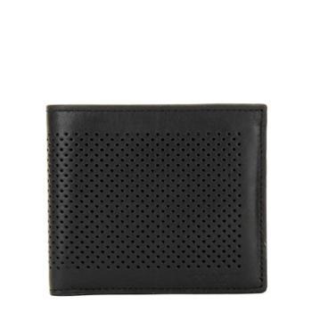 蔻驰(COACH)男包 男士短款钱包 短钱夹 卡包 F75278 黑色(BLK)