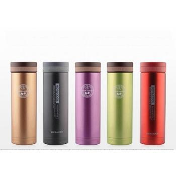 美居 乐扣乐扣 LOCKLOCK 不锈钢 纤巧茶杯 300ml 200ml LHC560 LHC550