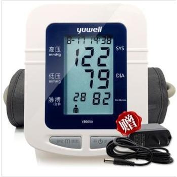 鱼跃(YUYUE) YE660A 电子血压计