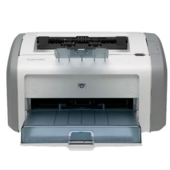 惠普(HP)LaserJet 1020 Plus 黑白激光打印机