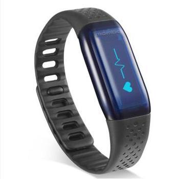 乐心mamboHR智能手环心率手环光感版来电显示震动提醒计步防水专业运动手环微信互联