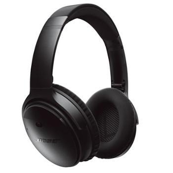 Bose QuietComfort 35 无线耳机- QC35头戴式蓝牙耳麦 降噪耳机 蓝牙耳机 MP1F2PA/A