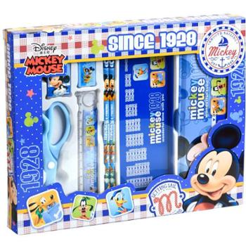迪士尼(Disney)DM0011-5B小学生文具礼盒/生日礼包7件套