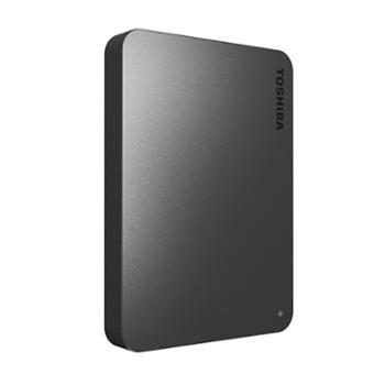 东芝(TOSHIBA) 1TB USB3.0 移动硬盘 新小黑A3 2.5英寸