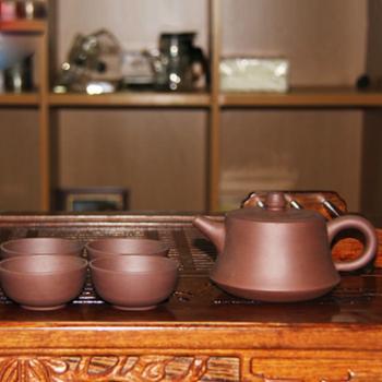 和记张生 820 六和紫砂套壶 紫砂壶 茶壶 茶杯