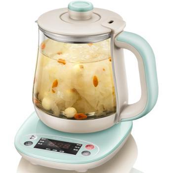 养生壶小熊养生壶加厚玻璃电热烧水壶煮茶器YSH-A08H1