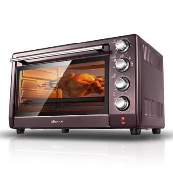 烤箱小熊电烤箱独立加热烘焙烤箱 DKX-230UB